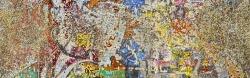 Katzman, Jewish Star, Shoah, Spray Paint